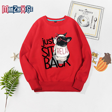 Kids Long Sleeve Casual Childrens Clothing Sweatshirts Children Spring Autumn Clothes Boys Hoodies Creative Letter Print Dog