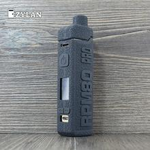 ZYLAN Case For Smok Rpm80 Pro Pod Kit Vape Silicone Cover Skin Protective Rubber Sleeve Wrap Shell 2020 New недорого