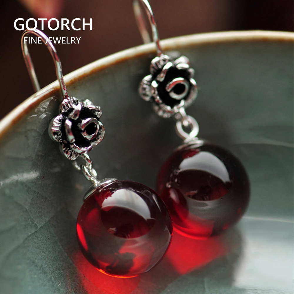 Details about  /Fantastic Earrings Amber And Silver from Nepal