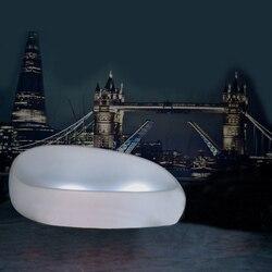 SK-LF40K L180 * W88 * H86cm Lumineux светодиодный для дивана кресла кофе бар напрямую с мебельной фабрики продажа Бесплатная доставка 1 шт