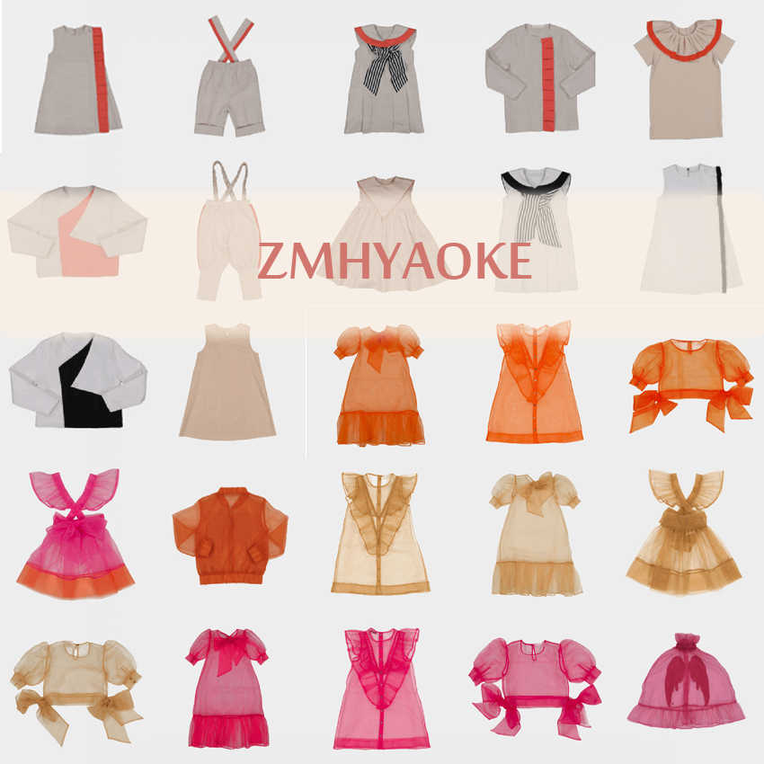 Pre-sale ZMHYAOKE-Car*bon 2020 Summer Girls Clothes fahion beach Thanksgiving Baby Christmas Outfit Toddler Girls Clothing Set