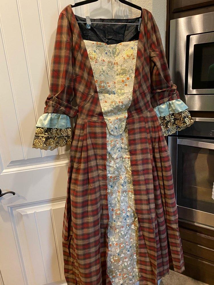 Женский костюм для косплея из викторианской эпохи
