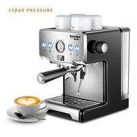 Semi automatic Electric Coffee Maker Espresso Machine Foam Maker Electric Milk Frother CRM3605 Household Coffee Machine