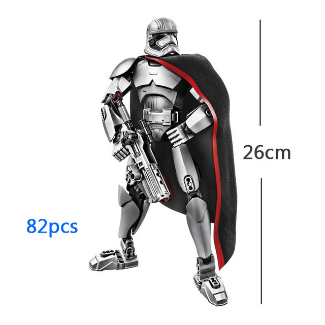 Blocks Star Wars Buildable Action Figure 7