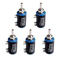 WXD3-13-2W 10K 100/220/470/680 Ом WXD3-13 2W многооборотный потенциометр 1K 2,2 K 4,7 K 5,6 K 6,8 K 47K 100K вращающийся переключатель
