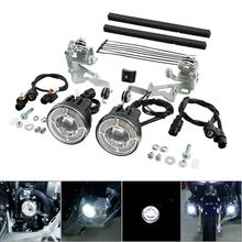 цена на Motorcycle Strobe LED Foglights Kit For Honda Goldwing Gold wing GL1800 GL 1800 2018-2020 2019