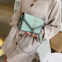 2019 New Tide Luxury Women Handbag Designer Shoulder Bag Ladies Chain Clutch Brand Bag Female Crossbody Bag Small Bolsa Feminin