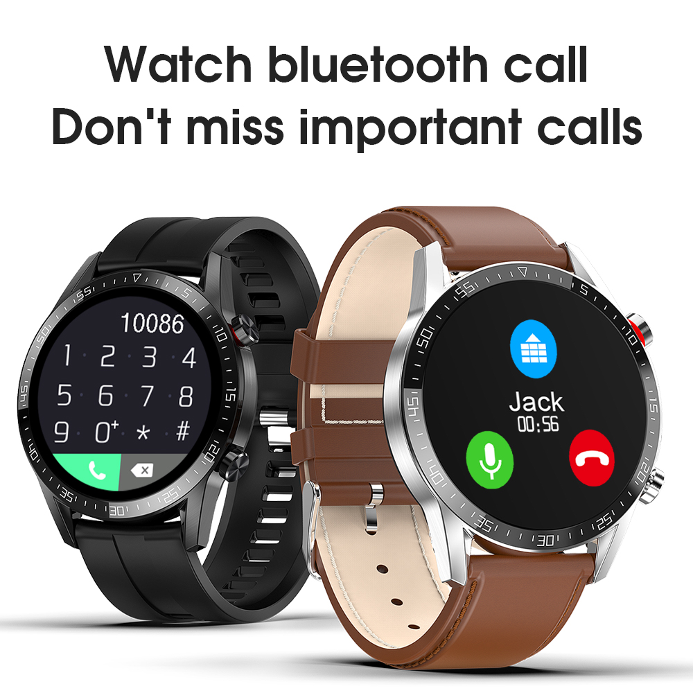 Timewolf Smart Watch Men Android Waterproof Smartwatch Ecg Ppg Bluetooth Call Smart Watch For Huawei Android Phone Iphone IOS