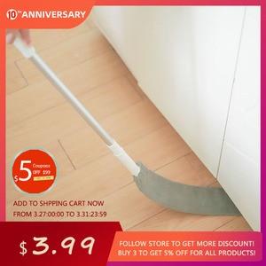 Bedside Dust Brush Long Handle Mop Sweep Artifact Household Bed Bottom Gap Clean Fur Hair Sweeping Dusty Magic Microfibre Duster