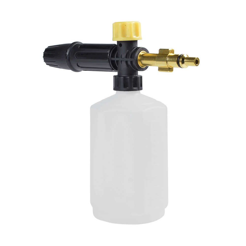 Schiuma di sapone ad alta pressione schiuma di neve lancia auto pulita schiuma lavaggio pistola ugello schiuma fare per Lavor Vax Champion Denzel idropulitrice