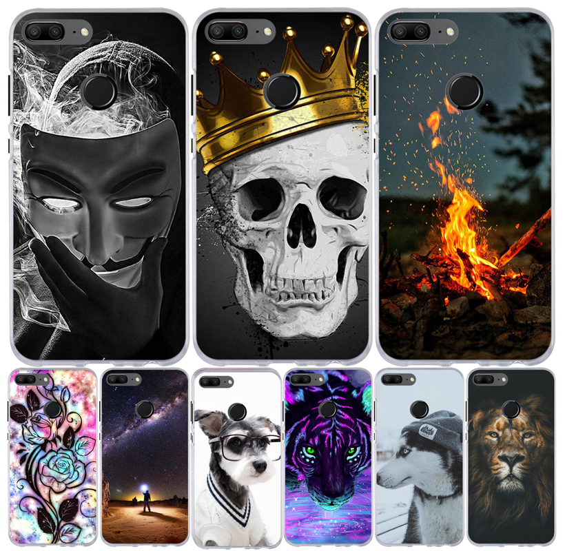 Case For Huawei Honor 9 Lite Case Cover For Huawei Honor 9 Lite Case Funda Bumper Silicon Cover Coque Capa For Honor 9 Lite Case