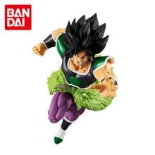Оригинальная экшн-фигурка Bandai EX CASHAPON Dragon Ball, модель куклы, модная игрушка Brolly Rage, коллекционные предметы