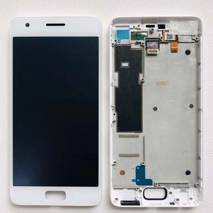 """Image 2 - Tested Original For 5.0"""" Lenovo ZUK Z2 LCD Display Touch Screen Digitizer Assembly For Lenovo ZUK Z2 Replacement Parts +Frame"""