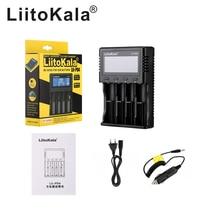 2020 LiitoKala Lii PD2 Lii PD4 LCDสมาร์ท18650แบตเตอรี่Li Ion 18650 18500 16340 26650 21700 26700แบตเตอรี่