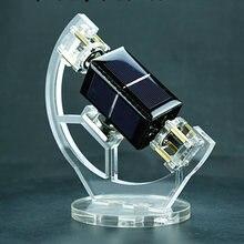 Полусферический Магнитный левитационный двигатель на солнечной
