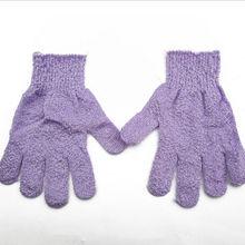 Sponge-Gloves Scrubber Shower-Gel Bath Exfoliating Body-Massage Practical Women 1pc/2pc