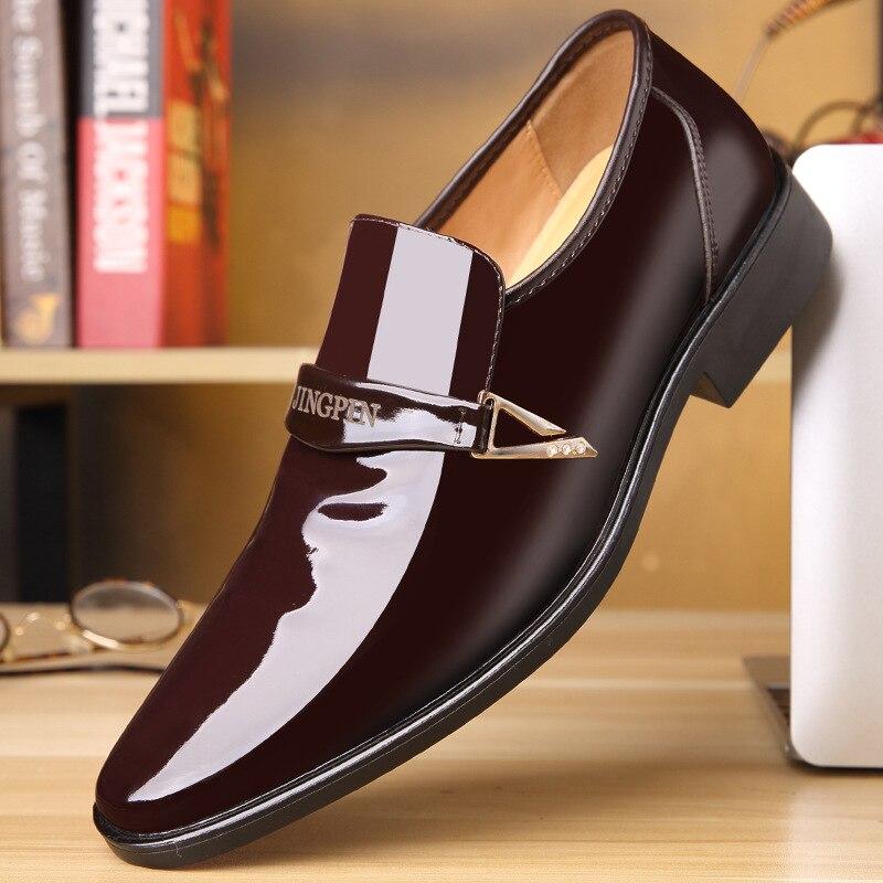 Business men shoes Design Slip on