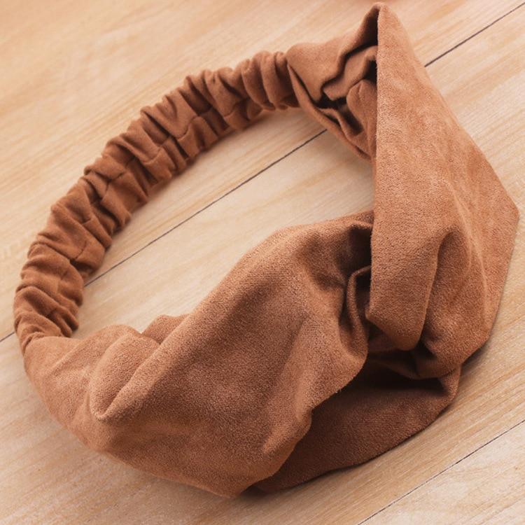 tecido cruz cabeça faixas elasticidade puro colore