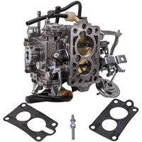 Carburetor for Toyota Pickup 22R 1981 1982 1983 1987 W/ Green Round Plug|Carburetors| |  -