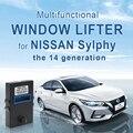 Для 14th поколения NISSAN Sylphy автомобиля Мощность электрический стеклоподъемник четырнадцатый sylphy 2019 emotely близко стеклоподъемник