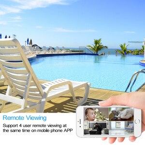 Image 4 - 1080P HD Wi Fi Senza Fili Mini Telecamera di Rete di Sorveglianza WIFI Della Macchina Fotografica Audio Video Recorder Camcorder Macchina Fotografica del Ip di P2P Micro Cam