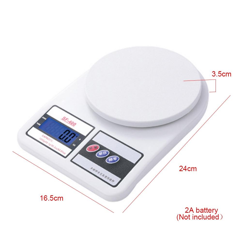 1 шт., портативные электронные весы, 5 кг-4