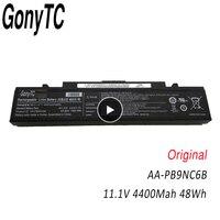 GONYTC aa-pb9nc6b 노트북 배터리 삼성 AA-PB9NS6B PB9NC6B R580 R540 R519 R525 R430 R530 RV511 RV411 RV508 R528