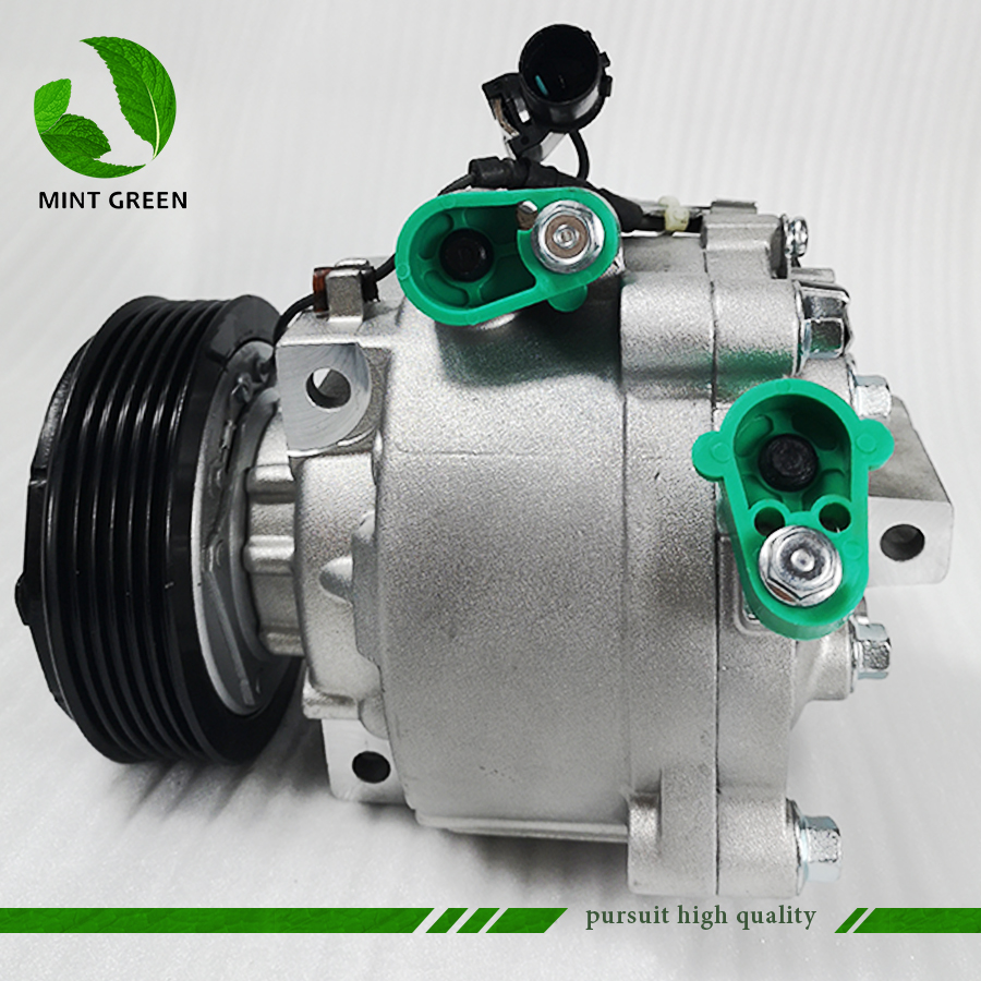 QS90 AC Compressor voor Mitsubishi Lancer Outlander 2008-2015 7813A215 7813A212 AKS011H402D AKS200A402D AKS200A402J AKS200A402C