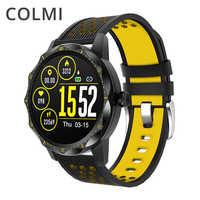 COLMI Smart Uhr SKY1 PRO IP68 Bluetooth Heart Rate Monitor Uhr Männer Frauen Smartwatch Für iphone Android-handy