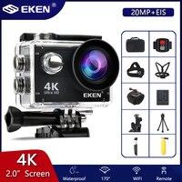 EKEN-Cámara de acción H9R Original, Ultra HD, 4K/60fps, WiFi, 2,0