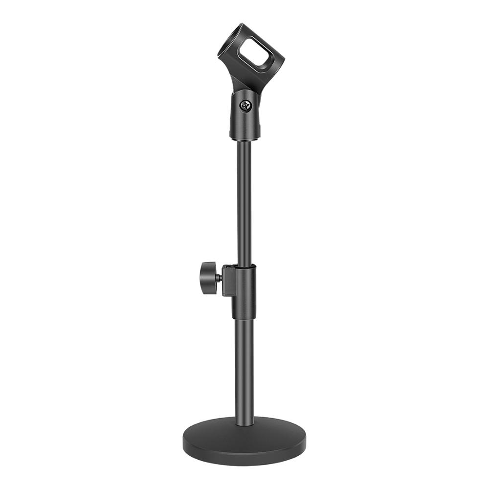 Neewer Upgraded Adjustable Desktop Microphone Stand Table Mic Stands With Mic Clip And 5/8