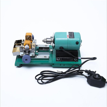 Small household electric pearl drilling machine