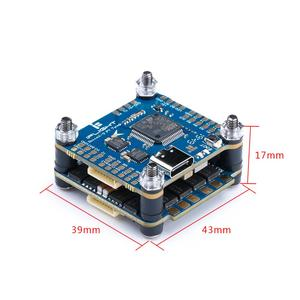 Image 5 - iFlight SucceX D F7 TwinG Stack with SucceX D F7 TwinG V2.1 FC/SucceX 50A 2 6S BLHeli_32 4 in 1 ESC for HD FPV system