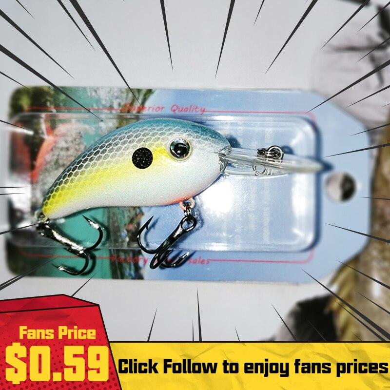 Banshee 43mm 5g Jerkbait Minnow Fishing Luresartificial Hard Bait Pike/Bass Mini Fish Wobblers Pesca Crankbait Carp Fishing
