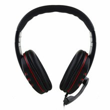 New Gaming Headset Voice Control Wired HI-FI Sound Quality Headset Headband Headphone 3.5mm Surround Stereo with Mic for PS4 brand ttlife a8 gaming headset shock led bass sound earphone 2 0m wired headphone voice control with mic for computer gaming