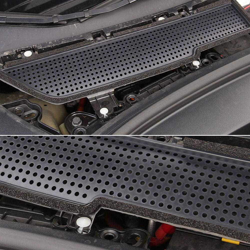 SPEEDWOW Кондиционер автомобильный воздухозаборник Защитная крышка Пылезащитная анти-Грязная очистка воздуха для Tesla модель 3