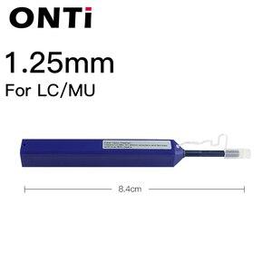 Image 5 - Onti 2 個ワンクリッククリーナー光ファイバクリーナーペンきれいに 2.5 ミリメートルsc fc stと 1.25 ミリメートルlc muコネクタ 800 回以上