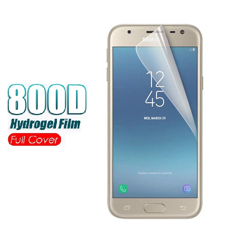 Hydrogel Film For Samsung Galaxy A5 2015 A500F 2016 A510F 2017 A520F Screen Protector Shield Protective Film 9H Not Glass|Phone Screen Protectors| - AliExpress