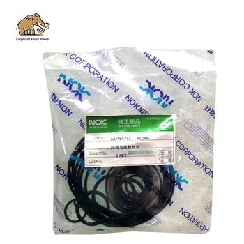 цена на Hydraulic piston pump KOMATSU series spare parts repair seal kits PC200-7