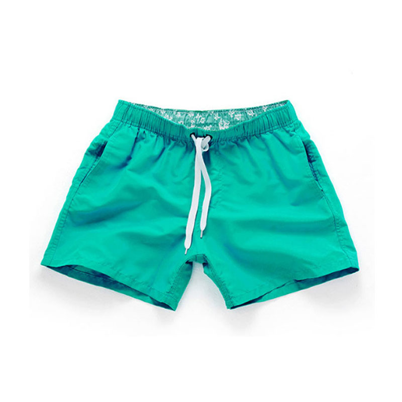 100 Nylon Men 39 s Beach Shorts Swimming A Boy Swimsuits Mens Swimwear Summer Bathing Swim Suit Plain Boys Trunks XXL in Surfing amp Beach Shorts from Sports amp Entertainment