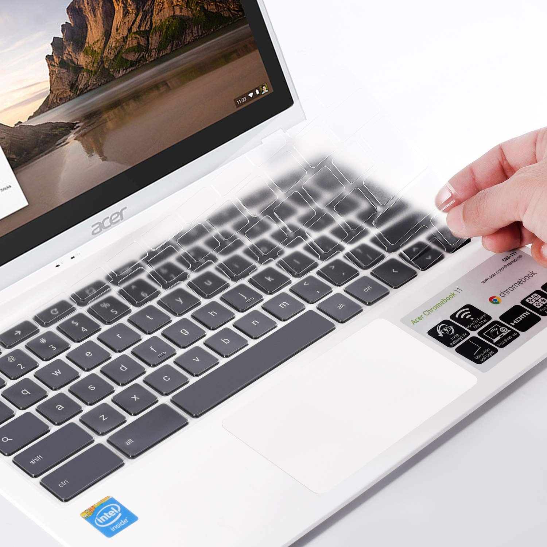 Для клавиатуры ноутбука из ТПУ Защитная обложка для Acer Chromebook 11,6 CB3-111 C740 C720 C720P 13,3 Chromebook C810 CB5-312