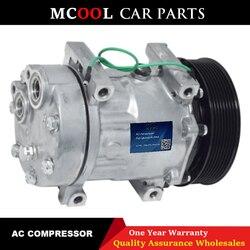 Dla nowych sprężarki AC dla Volvo koparka samochodowa 11104251 8113628 11412631 20538307 8191892 85000315 8044 8242 8112 6028 8176