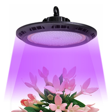 New UFO LED plant light 200W Full Spectrum for Indoor Greenhouse grow tent plants grow led light Veg Bloom mode Exclusive style cob led grow light full spectrum actual power 50w 100w 150w 200w led plant grow lamp for indoor plants veg