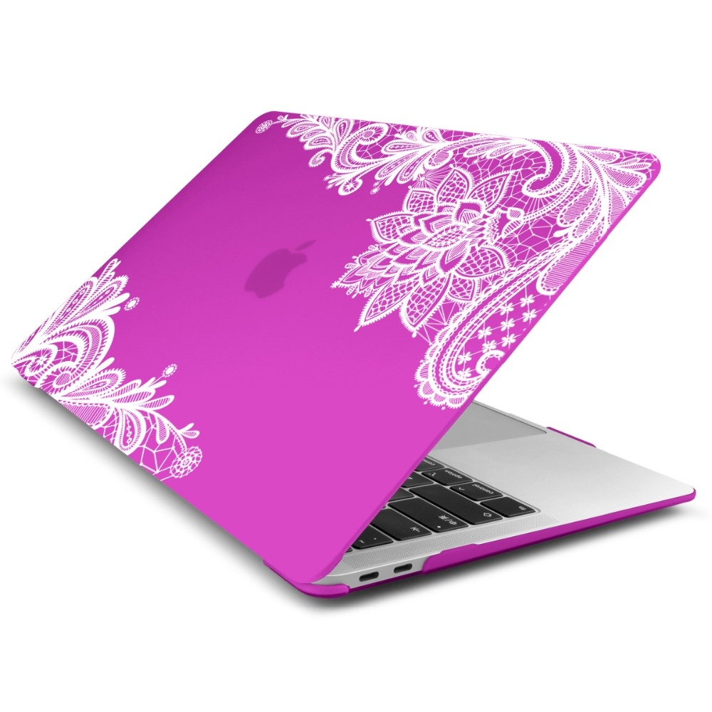 Mandala Print Case for MacBook 86