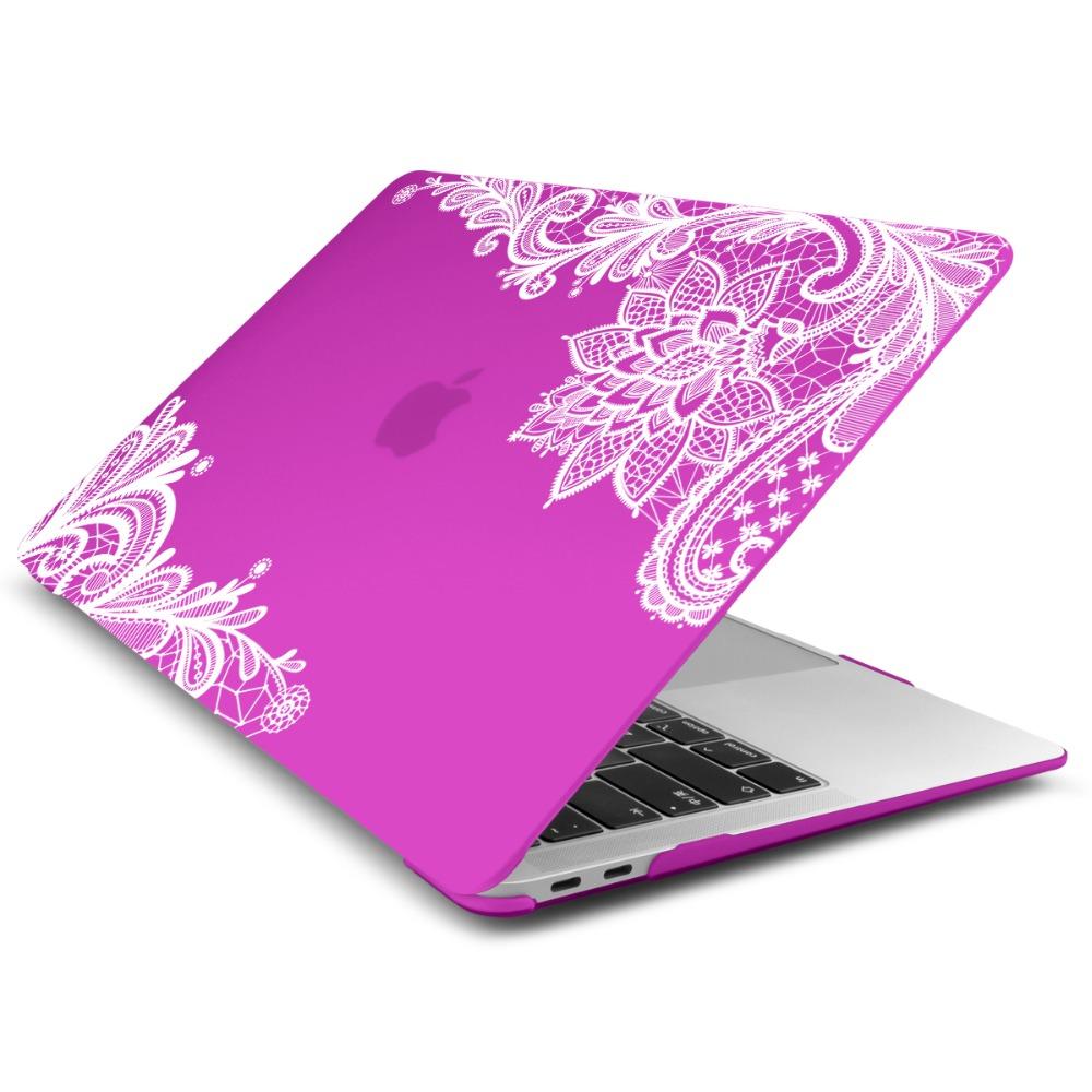 Mandala Print Case for MacBook 86