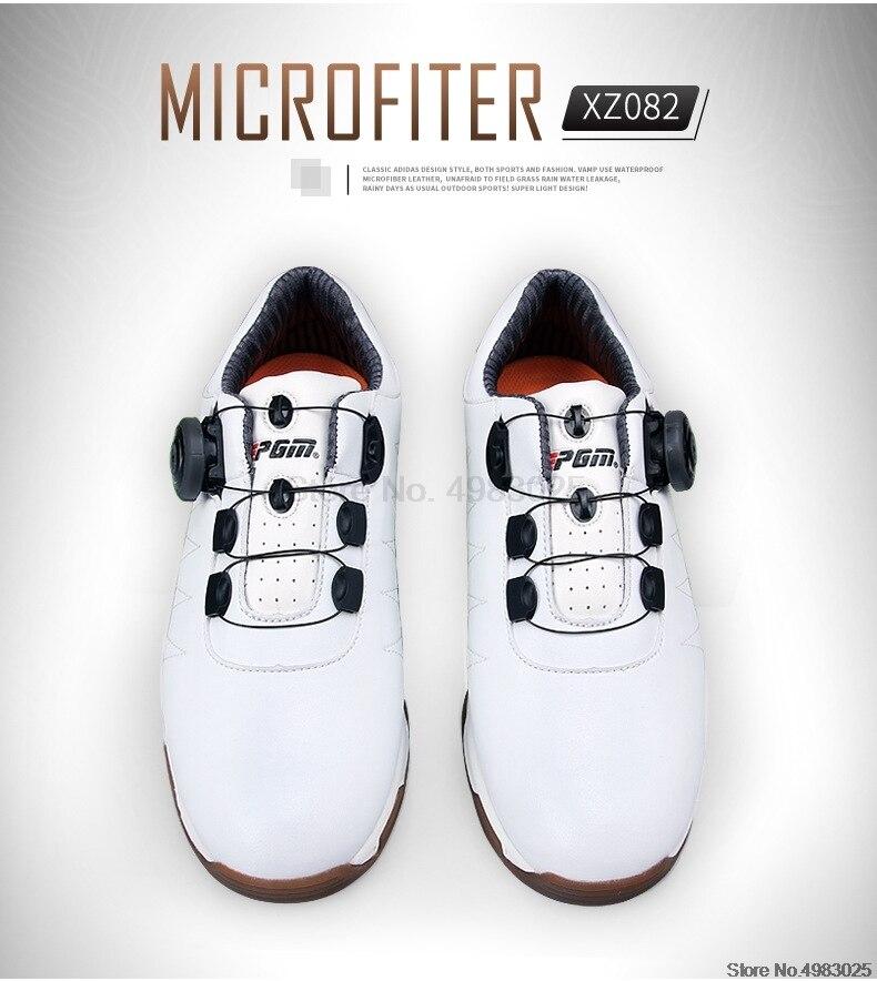 de golfe senhoras respirável sapatos de treinamento aa51026