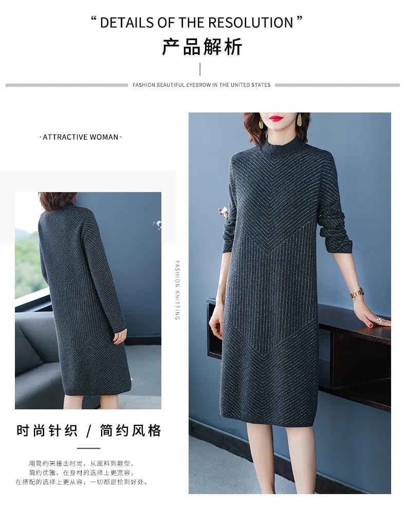 Mrs. kuo estilo estrangeiro vestido longo de