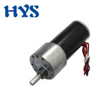 HYS DC 12V 24V Gear Motor High Torque 35kg.cm Mini Electric Motor Reducer 12 volt Reversible CW/CCW Metal Tubular Geared Motors 12v 25rpm reversible geared motor high torque turbo worm reducer dc motor gw370