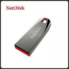 SanDisk USB 2.0 CZ71 64GB 32GB clé de mémoire U disque 16GB clé USB Mini clé USB livraison gratuite Support officiel vérifier