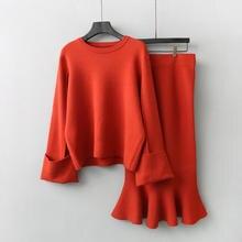 ネック長袖暖かいセーター女性カジュアル固体ニットセーター女性 O 秋冬ニットセーター女性プルオーバー Q1830
